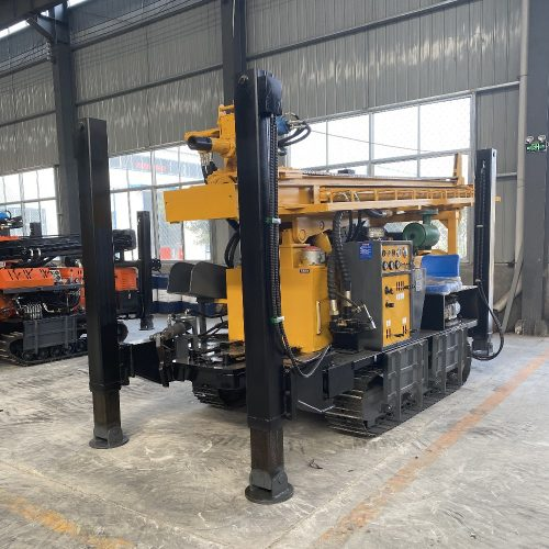 PD350 Crawler type water well drilling rig