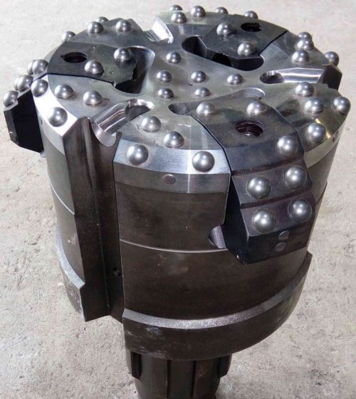 COD280-Concentric overburden drilling System by DTH Hammer